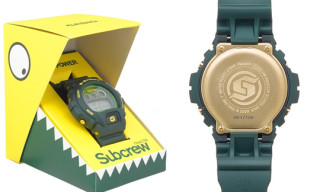 "Subcrew x G-Shock ""Sharkmarine"" Watch"