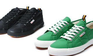 Superga x K-Way Sneakers Fall/Winter 2010