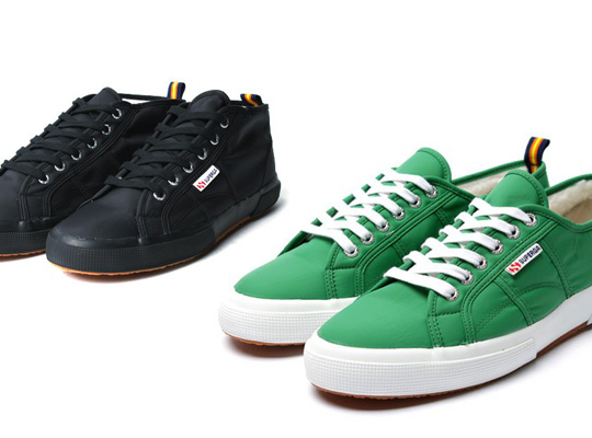 super popular 28f7c 6be84 free shipping Superga x KWay Sneakers Fall Winter 2010 Highsnobiety