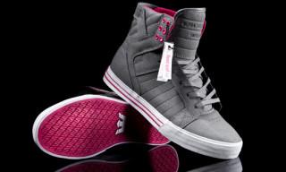 "Supra ""Pink Party"" Skytop"