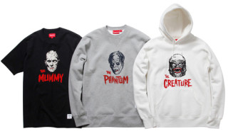 Supreme x Universal Monsters – A Detailed Look