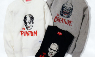"Supreme x Universal Studios ""Universal Monster"" Collection"