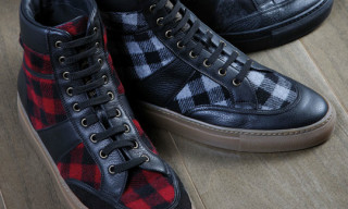 Trussardi 1911 Fall/Winter 2010 Sneakers