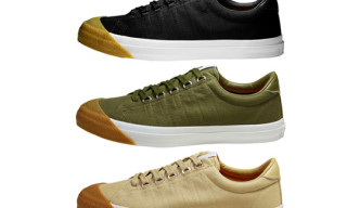 "Undefeated x K-Swiss ""Deuce"" Fall/Winter 2010"
