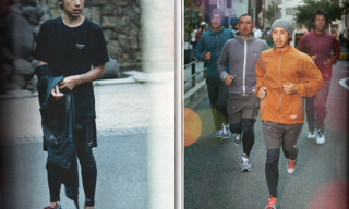 "Undercover by Nike ""GYAKUSOU"" Collection in Pop Magazine"