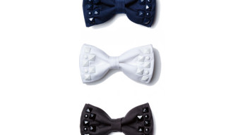 uniform experiment Studs Bow Tie Fall/Winter 2010