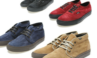 Vans Japan Suede Pack Fall 2010