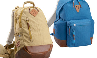 visvim Laminaria Backpack Collection Fall/Winter 2010