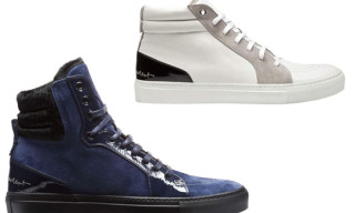 YSL Sneaker Capsule Collection Fall/Winter 2010