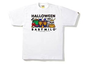 BAPE Baby Milo Halloween 2010 T-Shirts