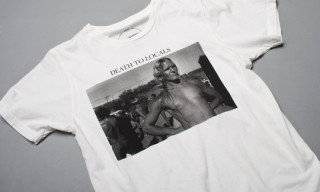 Anthony Friedkin for Warriors of Radness T-Shirts