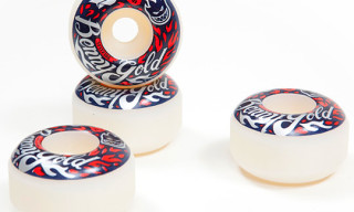 Benny Gold For Spitfire Wheels