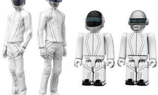 Daft Punk x Medicom Toy x TRON: Legacy Toys
