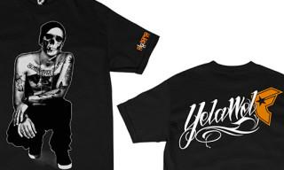 Yelawolf x Famous Stars & Straps Halloween T-Shirt