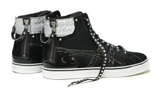 Flauge x Asics Doubleclutch Sneakers