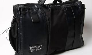 Koichi Yamaguchi x Master-Piece Weekender Bag