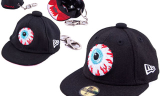 "Mishka ""Keep Watch"" New Era Caps – Miniature Size"