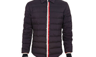 Moncler Grenoble Padded Shirt