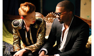 Music: La Roux – In For The Kill (Remix Feat. Kanye West)
