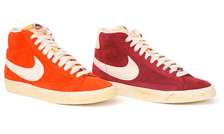 Nike Blazer Mid Vintage QS Pack Holiday 2010