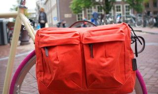 Property Of… Amsterdam Messenger/Pannier Bag