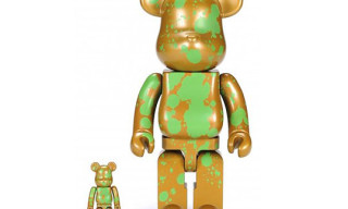 Stash x Levi's x Medicom 100% & 400% Bearbrick Set