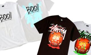 Stussy Halloween 2010 T-Shirts