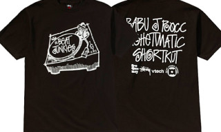 Stussy x Beat Junkies T-Shirt
