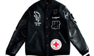 Undefeated Varsity Jacket Fall 2010 – A Closer Look