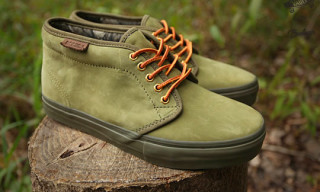 "Vans Vault x Bodega ""Real Tree"" Chukka LX & Accessories"