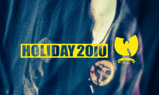 Wu-Tang x Rocksmith Holiday 2010 Capsule Collection