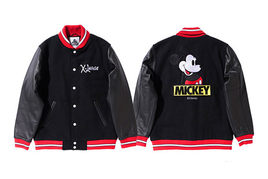Leather Mickey Mouse Jacket Clothing Stores