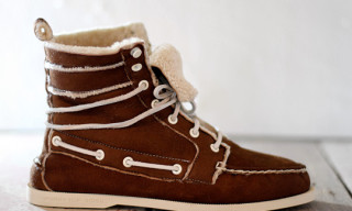 Band of Outsiders for Sperry Top-Sider Shearling Boots