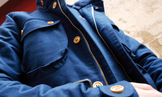 "Bleu de Paname ""Brigade Volante"" Trench Coat Fall/Winter 2010"