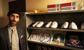 """Brendon Babenzien for K-Swiss """"California Tennis Co."""" Collection Preview"""