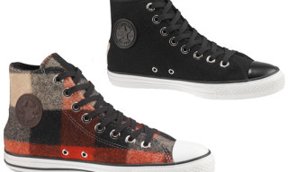 Converse All Star Woolrich Holiday 2010