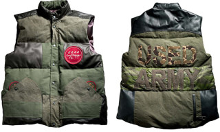 "Dr. Romanelli x A Love Movement ""Dr. Love Project"" Vest Collection"