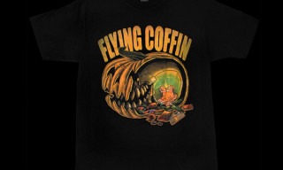 Flying Coffin Halloween 2010 T-Shirt