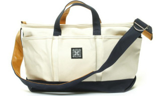 Goodenough x Crank Messenger Tote Bag