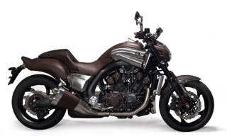 Hermes x Yamaha V-Max Motorcycle