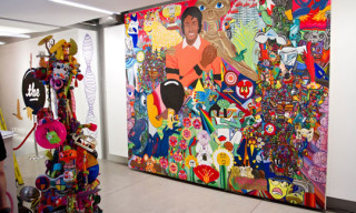 Hot Glue Hullabaloo Exhibition at The Hole NYC – Recap