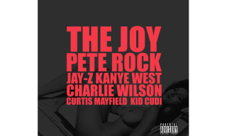 Music: Kanye West featuring Pete Rock, Jay-Z, Charlie Wilson, Curtis Mayfield, KiD CuDI – The Joy