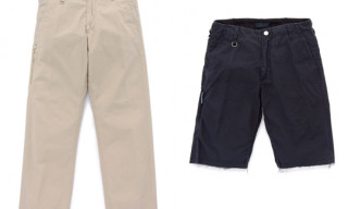 Levi's Fenom Chino Pants and Shorts Fall 2010