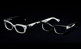 "Madsaki x Effector ""fuzz – Killer Whale"" Glasses"