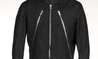 Martin Margiela Limited Edition 5 Zip Biker Jacket