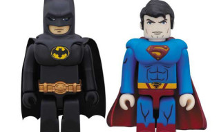 Medicom x DC Comics 75th Anniversary Kubrick Set