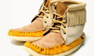 Monitaly Moccasin Suede Boots