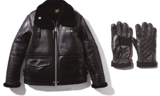 """Neighborhood Fall/Winter 2010 """"Black Icon"""" Collection – November Releases"""