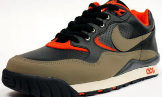 "Nike ACG Air Wildwood ""Trail Athletics Pack"" Fall/Winter 2010"
