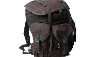Nom de Guerre Military Backpack Fall/Winter 2010